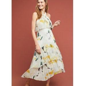 Anthropologie Garden Party Midi Dress